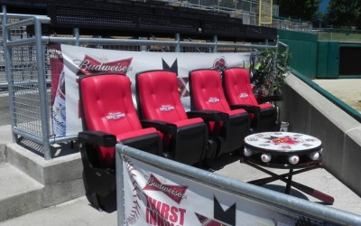 Indianapolis Indians - Budweiser Luxury Suite