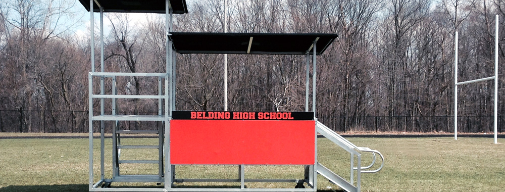 Belding High School