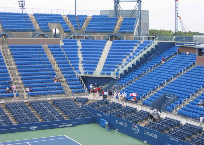Seating Solutions Portable Stadiums Temporary