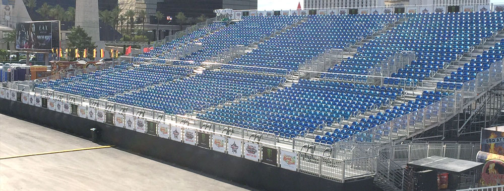 Seating Solutions Special Event Seating Temporary