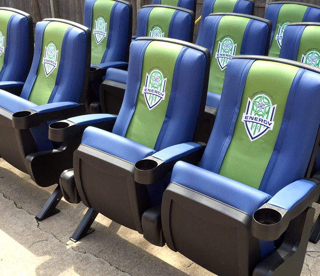 Seating Solutions Suite Amp Vip Seating Retractabale Seating