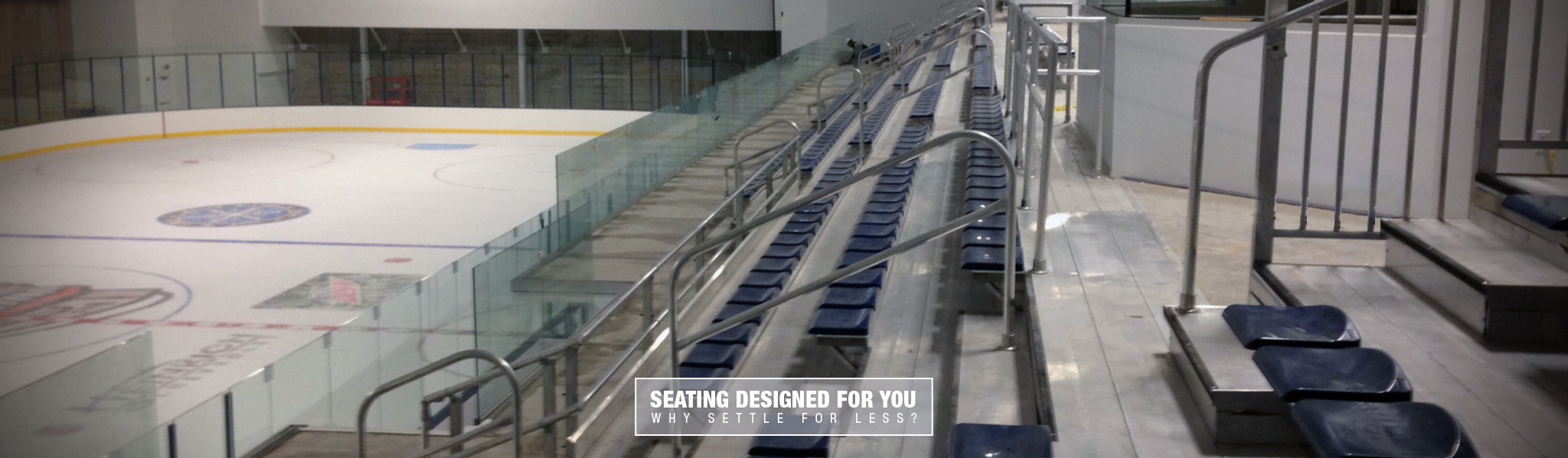 Ice Rink Bleachers Ice Rink Design Ice Rink Seating