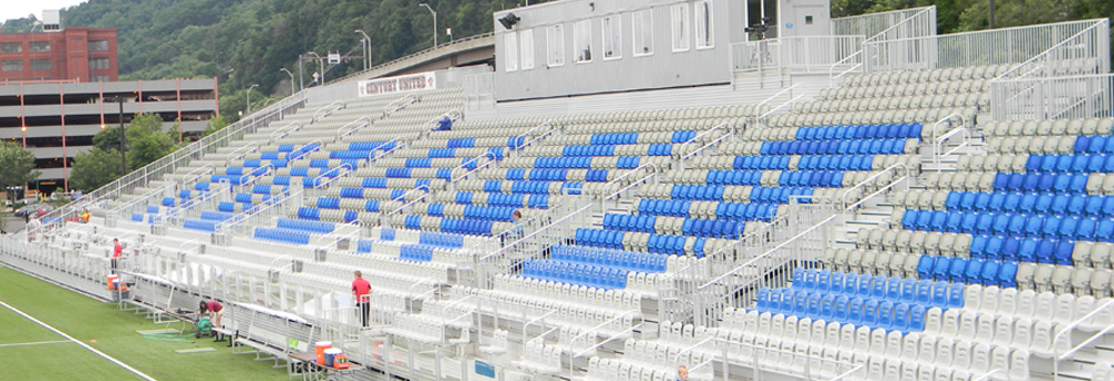 Pittsburgh Riverhounds Seating Solutions