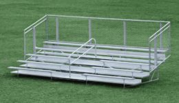 Transportable Welded Bleachers
