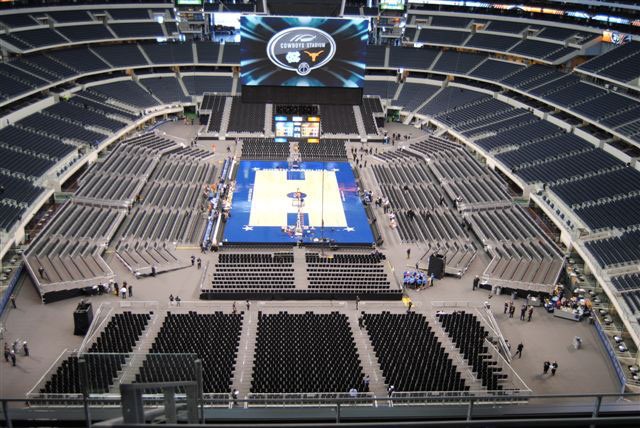 Nba All Star Game At Amp T Stadium Seating Solutions
