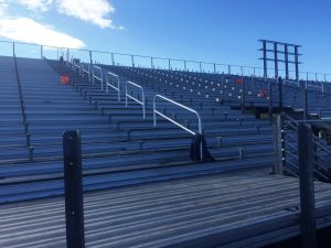 New England Dragway Seating Solutions