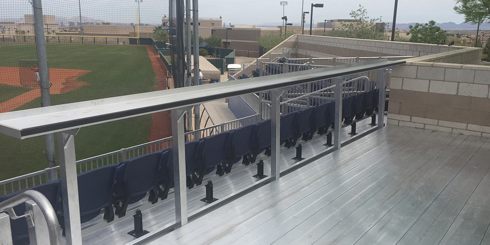 Drink Rails Seating Solutions